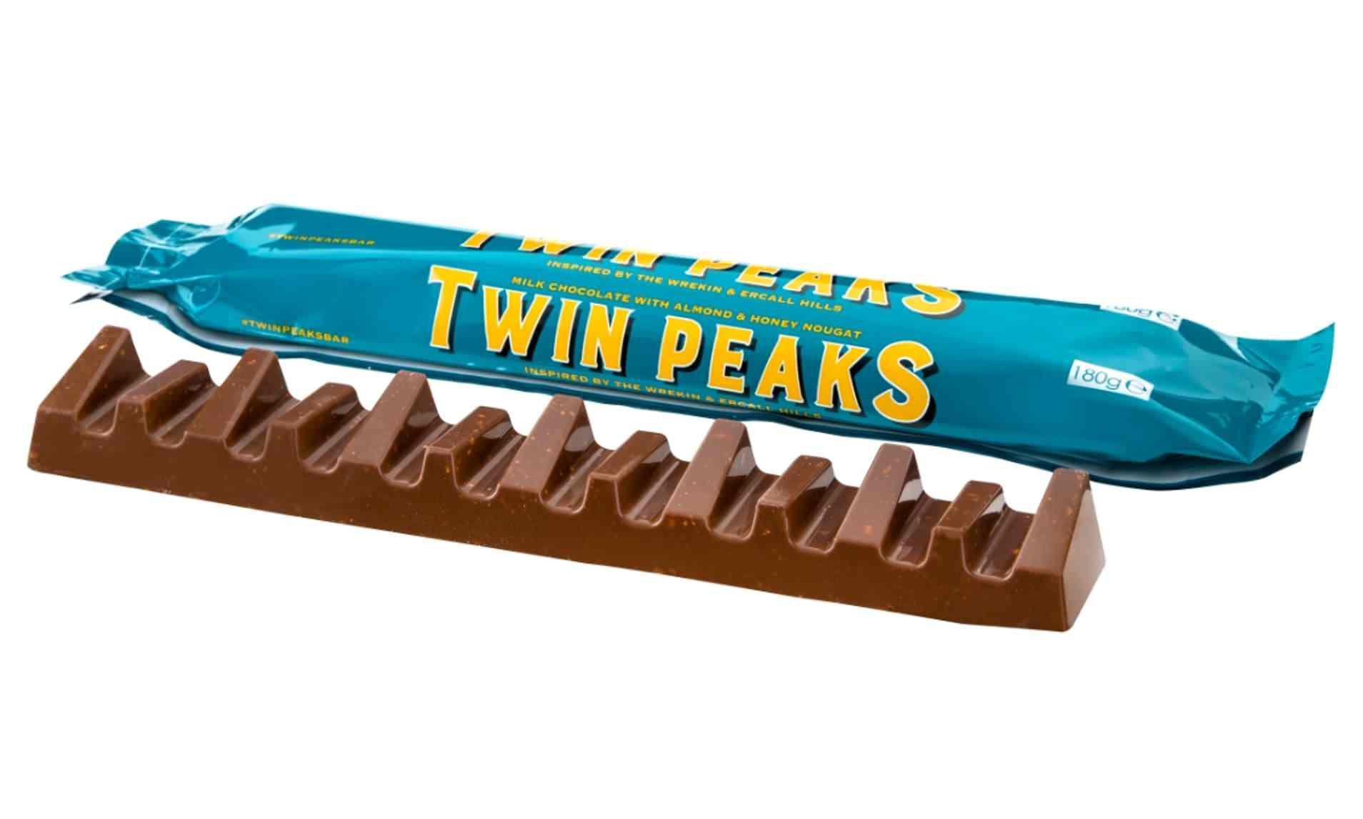 Chocolat Twin Peaks